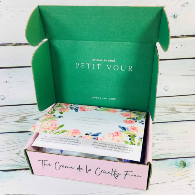Petit Vour July 2018 Spoiler & Coupon!