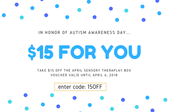 Sensory TheraPLAY Box Coupon: Get $15 Off Your First Box + Spoilers!