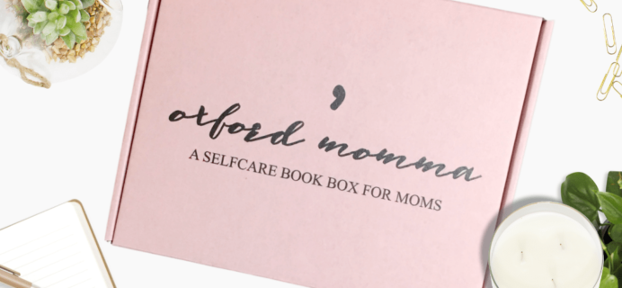 Oxford Momma June 2018 Spoilers + Coupon!