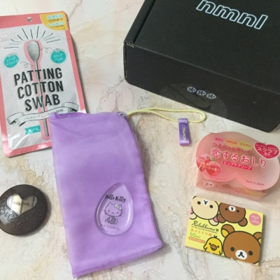 nmnl April 2018 Subscription Box Review + Coupon
