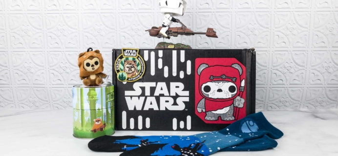 Smuggler's Bounty March 2018 Subscription Box Review – ENDOR Box!