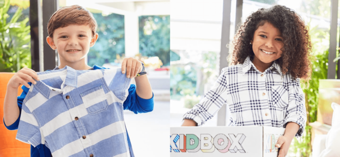 Kidbox Coupon: $20 Off First Box!  Last Few Days!
