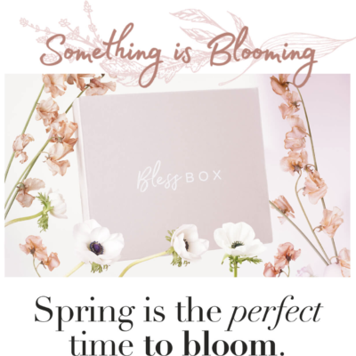 Bless Box Spring 2018 Bonus Box $15 Coupon!