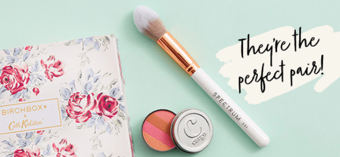 Birchbox UK Sale : Get 2 Boxes For Only £10!