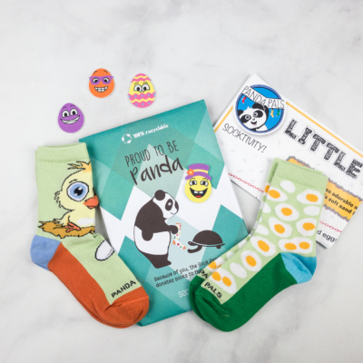Panda Pals March 2018 Subscription Review & Coupon