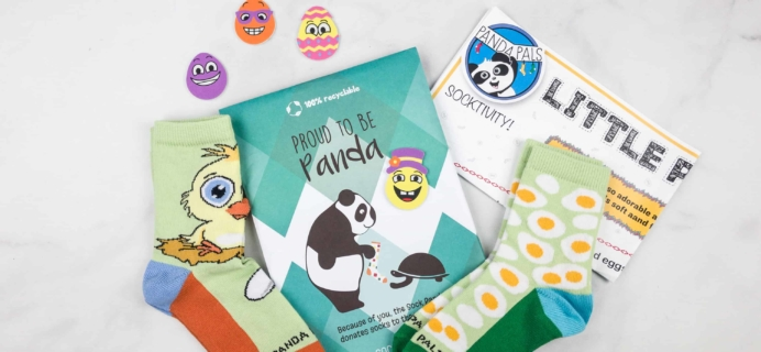 Panda Pals Black Friday Coupon: Save 15% On Subscriptions + FREE Pair of Socks!