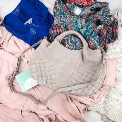 April 2018 Stitch Fix Subscription Box Review