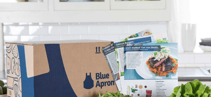 Blue Apron Deal: Save $50 On First 2 Boxes!