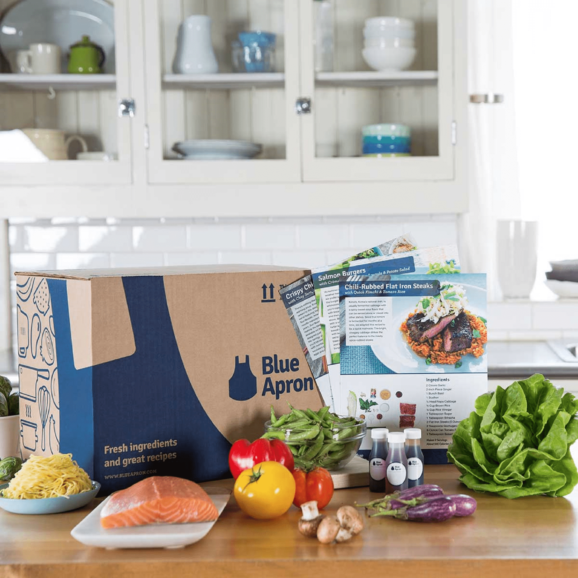 Blue Apron Is Offering Five FREE Meals With Your First Two Boxes On The 2  Person, Just Use This Link To Subscribe U2013 LAST CHANCE TODAY!