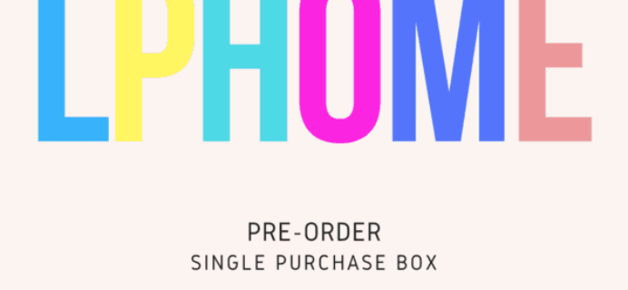 LuxePineapple Home May 2018 Available Now + Coupon!