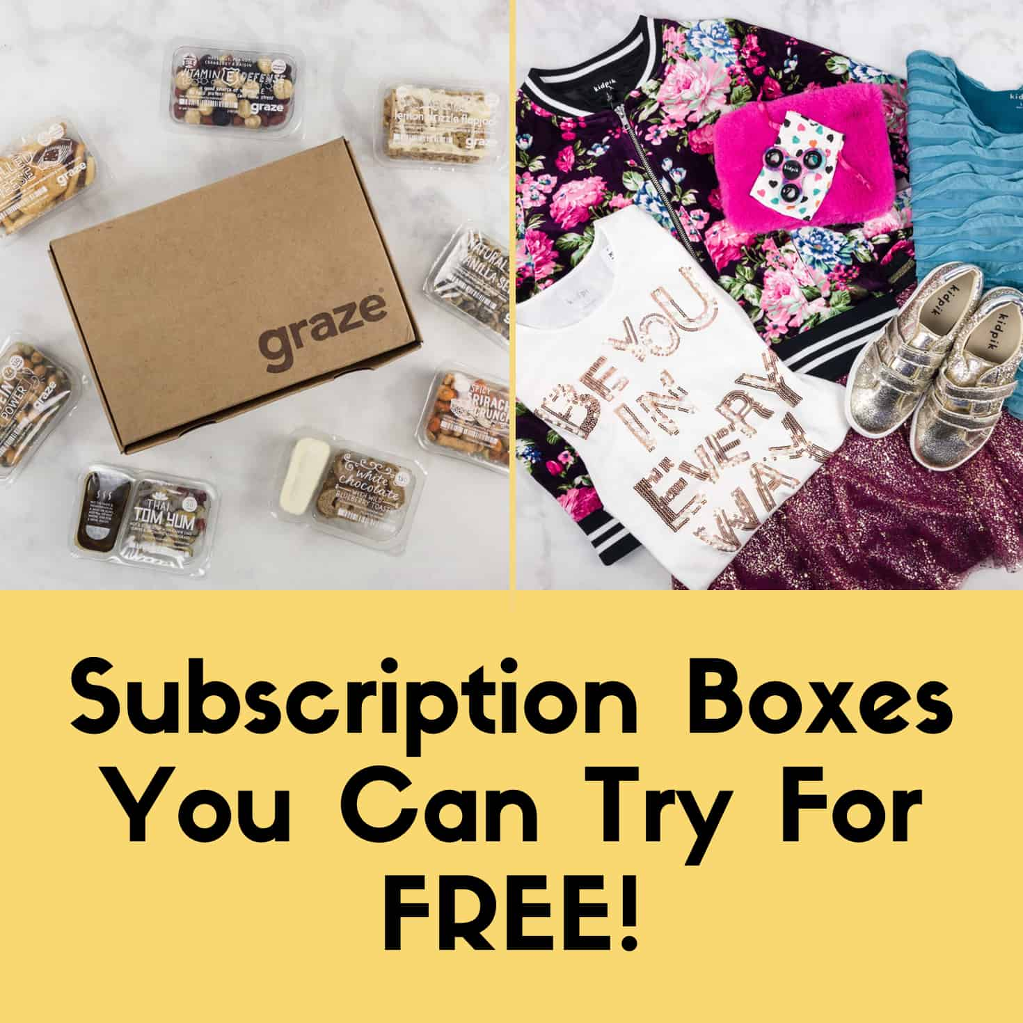 f5aeee7bd085 FREE Subscription Boxes - Cheap Monthly Subscriptions   More