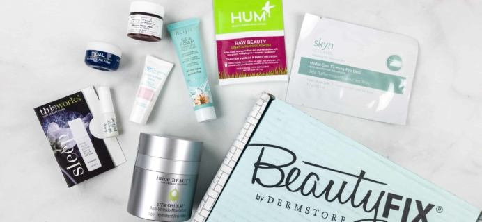 BeautyFIX April 2018 Review