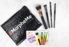 MorpheMe Brush Club April 2018 Subscription Box Review + Free Brush Coupon!