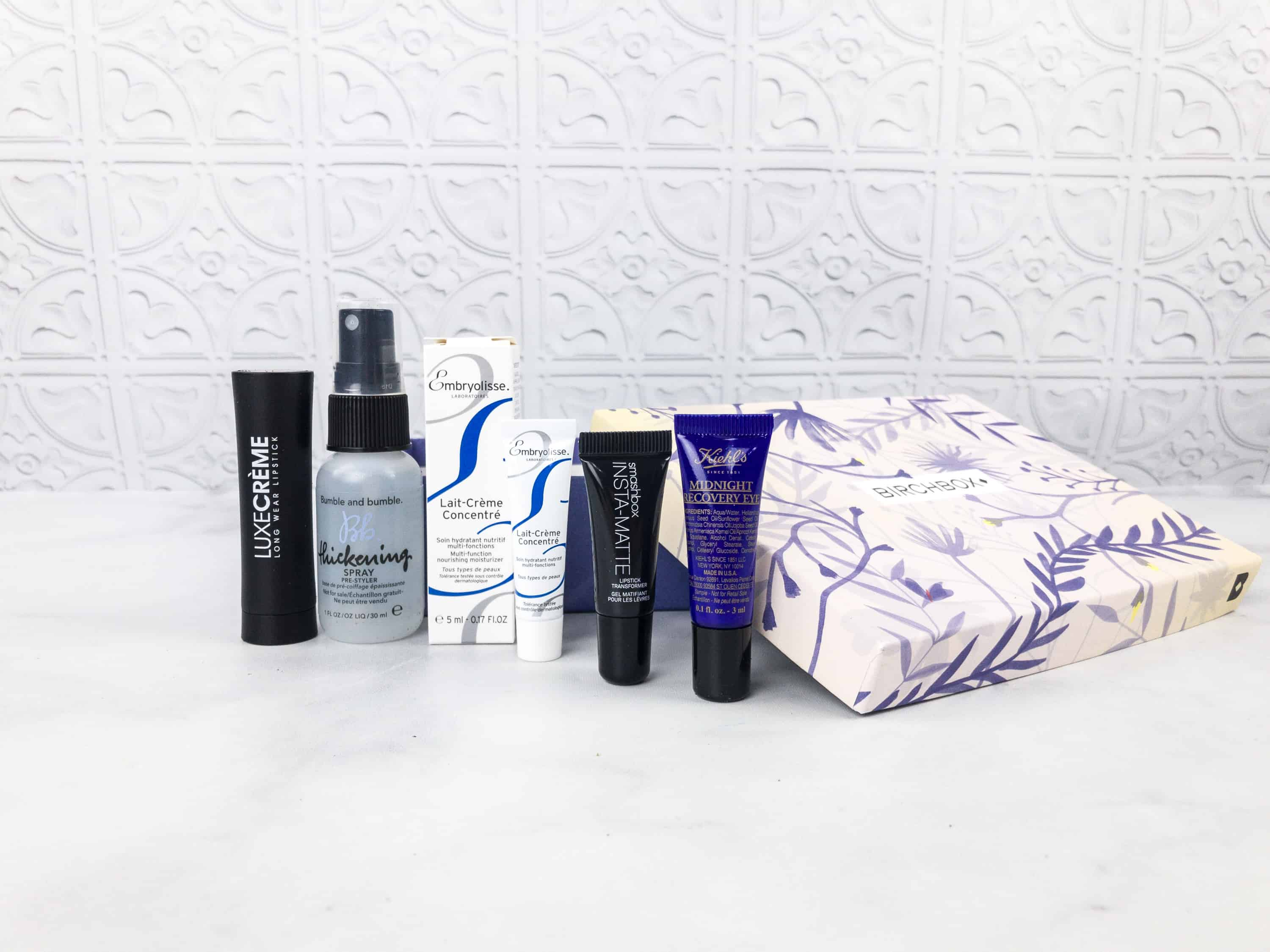 Birchbox March 2018 Review + Coupon –  Breaking Ground Curated Box!
