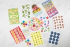 Everything Smells Scratch & Sniff Sticker Club April 2018 Subscription Box Review + Coupon!