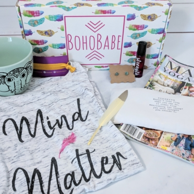 BohoBabe Box  March 2018 Subscription Box Review + Coupon!