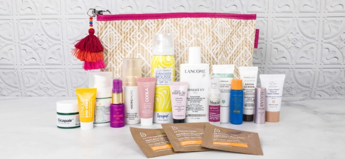 Sephora 2018 Sun Safety Kit Review
