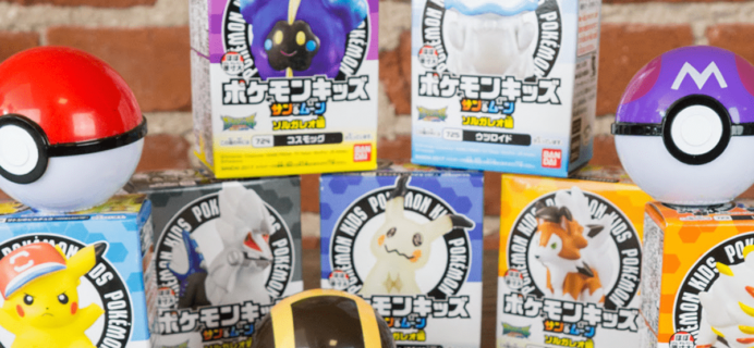 Japan Crate Coupon: Get a FREE Pokemon Blind Box!