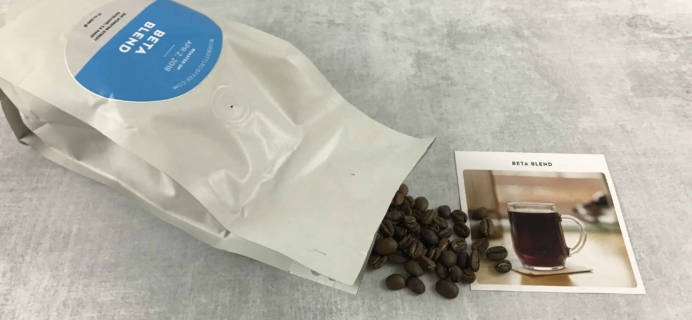 Blue Bottle Coffee Review + Free Trial Offer – April 2018