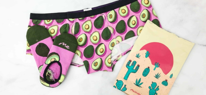 MeUndies April 2018 Subscription Review – Women's