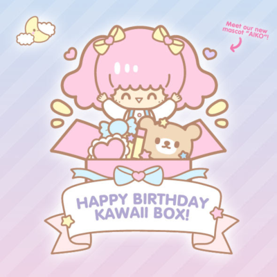 Kawaii Box Anniversary Deal: Get $5 Off Your First Box!