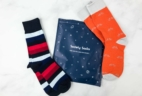 Society Socks April 2018 Subscription Box Review + 50% Off Coupon