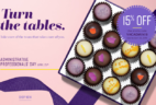 Vosges Coupon: Get 15% Off!