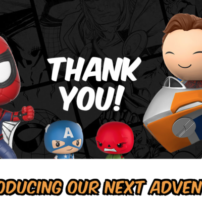 Marvel Collector Corps Update: Coming to Amazon This Summer!