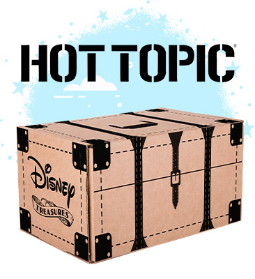 Disney Treasures Update: Coming to Hot Topic This Summer!