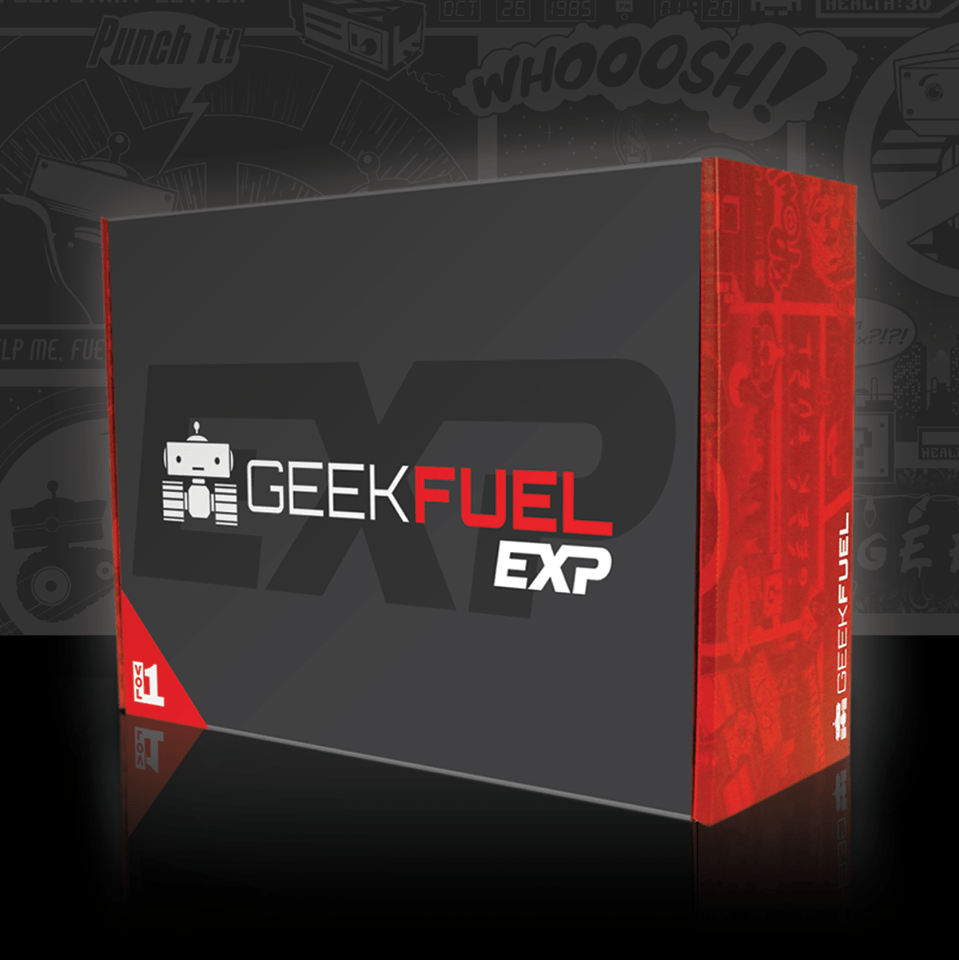 Geek Fuel Exp Vol V June 2019 Spoilers + Coupon