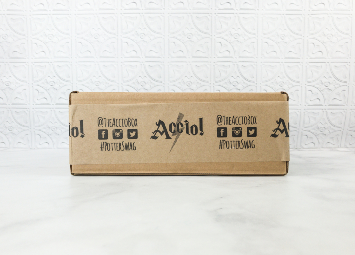 Accio! Box November 2019 Spoiler #1 + Coupon! - hello subscription
