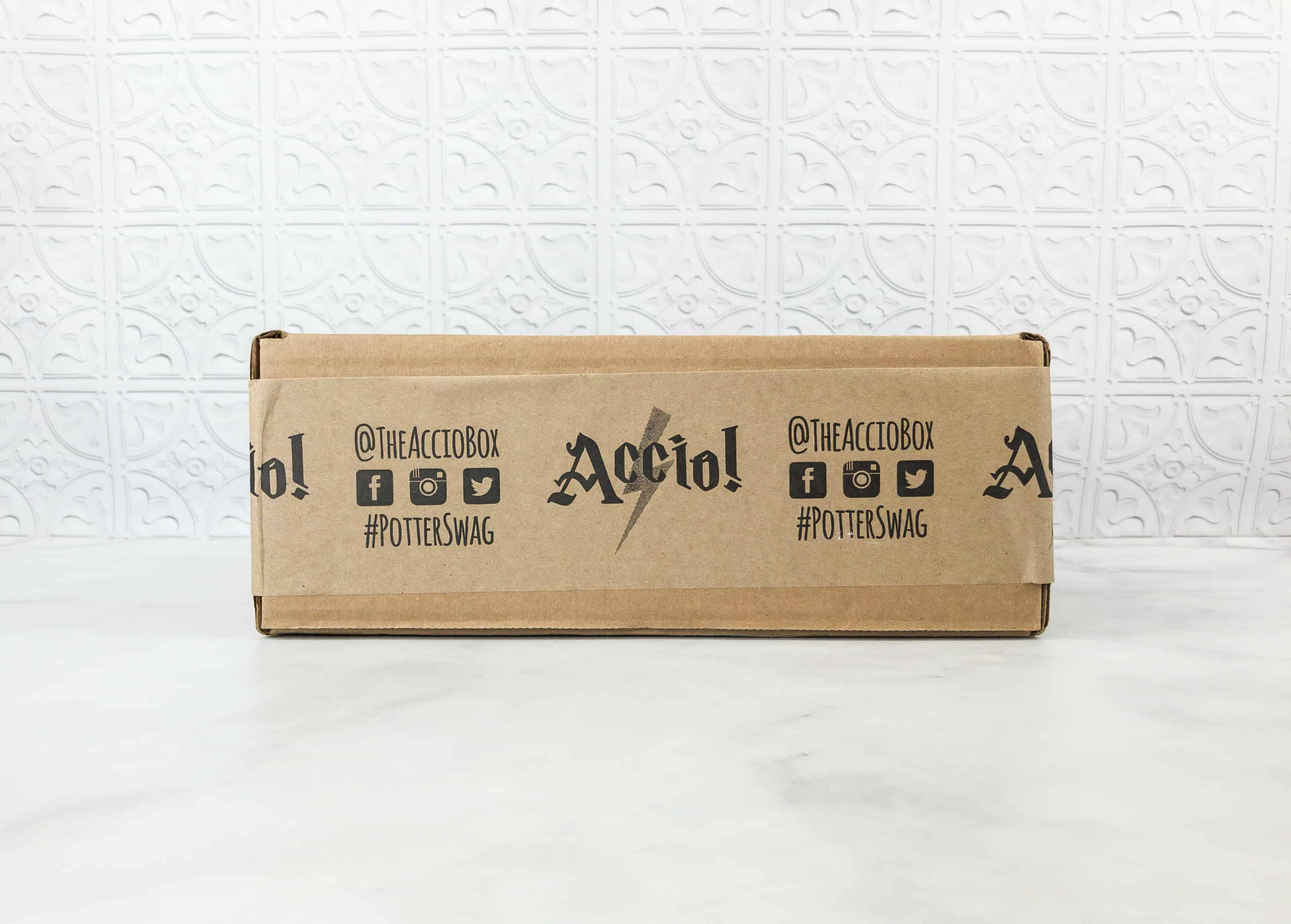 Accio! Box October 2019 Spoiler #1 + Coupon!