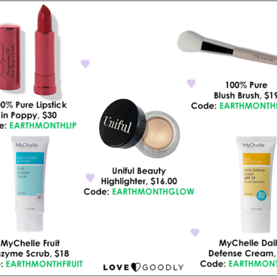 LOVE GOODLY Earth Month Deal: Get A Free Gift On Your Second Box!