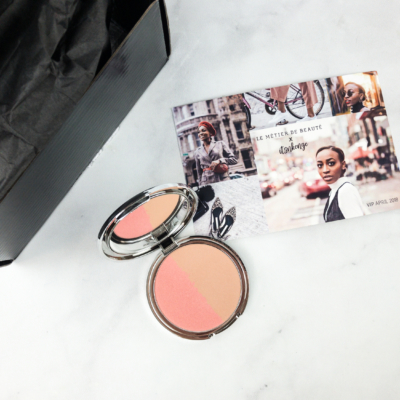 Le Métier de Beauté Beauty Vault VIP Subscription Box Review – April 2018
