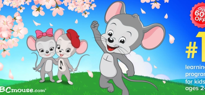 ABCmouse Deal: Get 1 Year of ABCmouse for $45 – Over 60% Off! LAST CALL!