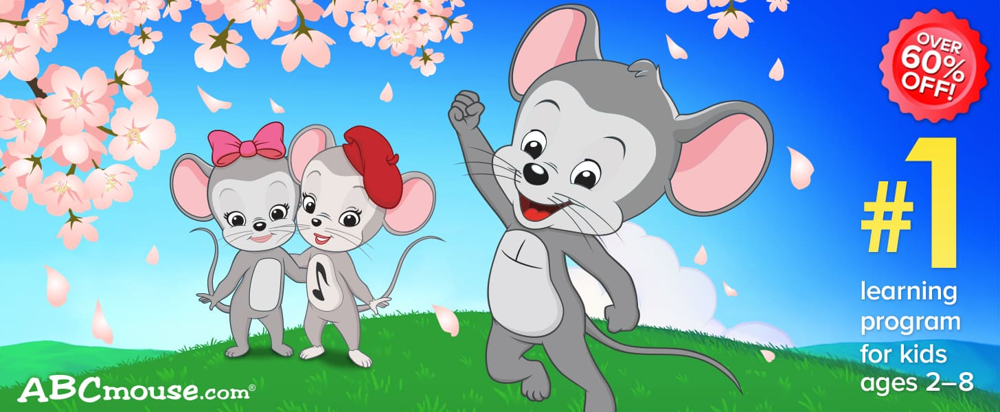 ABCmouse Deal: Get 1 Year of ABCmouse for $45 – Over 60% Off!