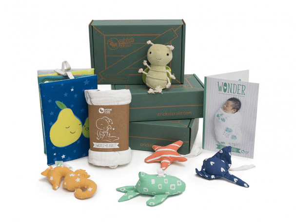 New KiwiCo Cricket Crate Newborn Pack Available Now + 50% Off Coupon!