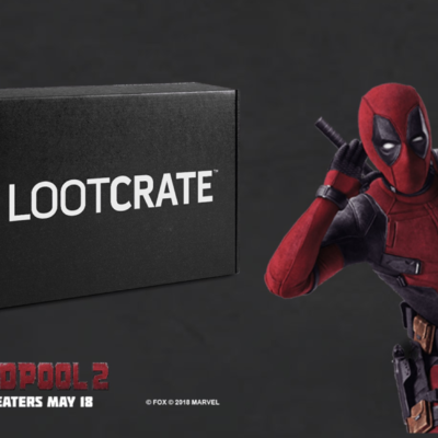 Loot Crate May 2018 Theme Spoilers + Figure Spoiler! & Coupon!