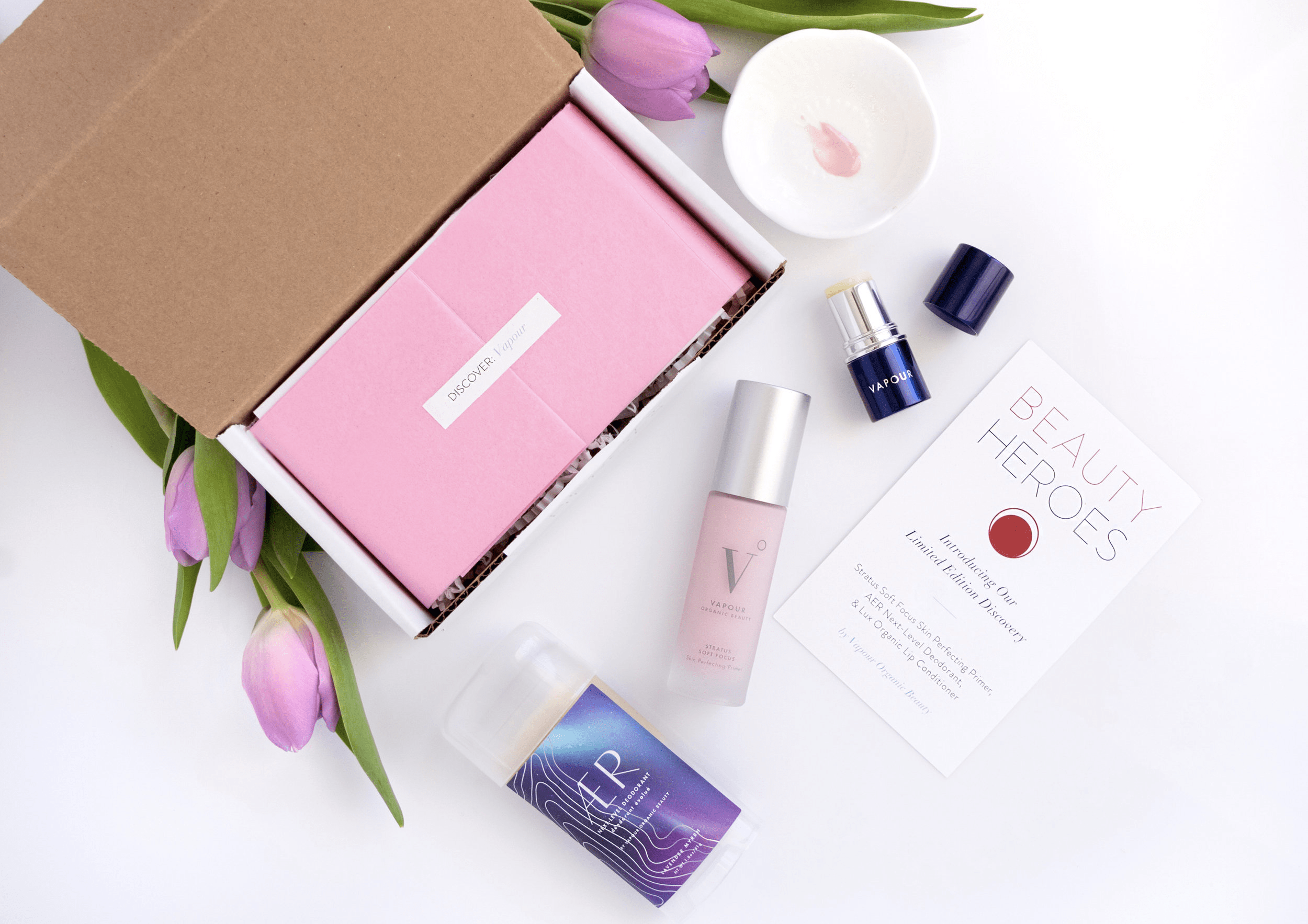 Beauty Heroes April 2018 Makeup Discovery Available Now!