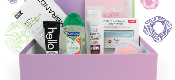 Walmart Beauty Box – Spring 2018 Box Available Now!