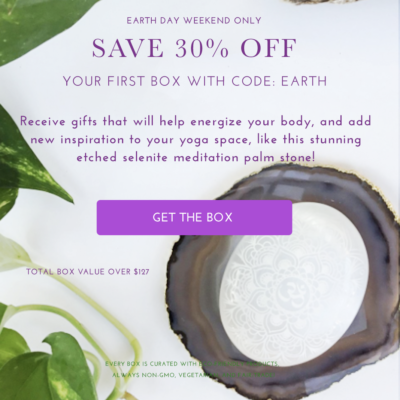 Yogi Surprise 30% Off Coupon!
