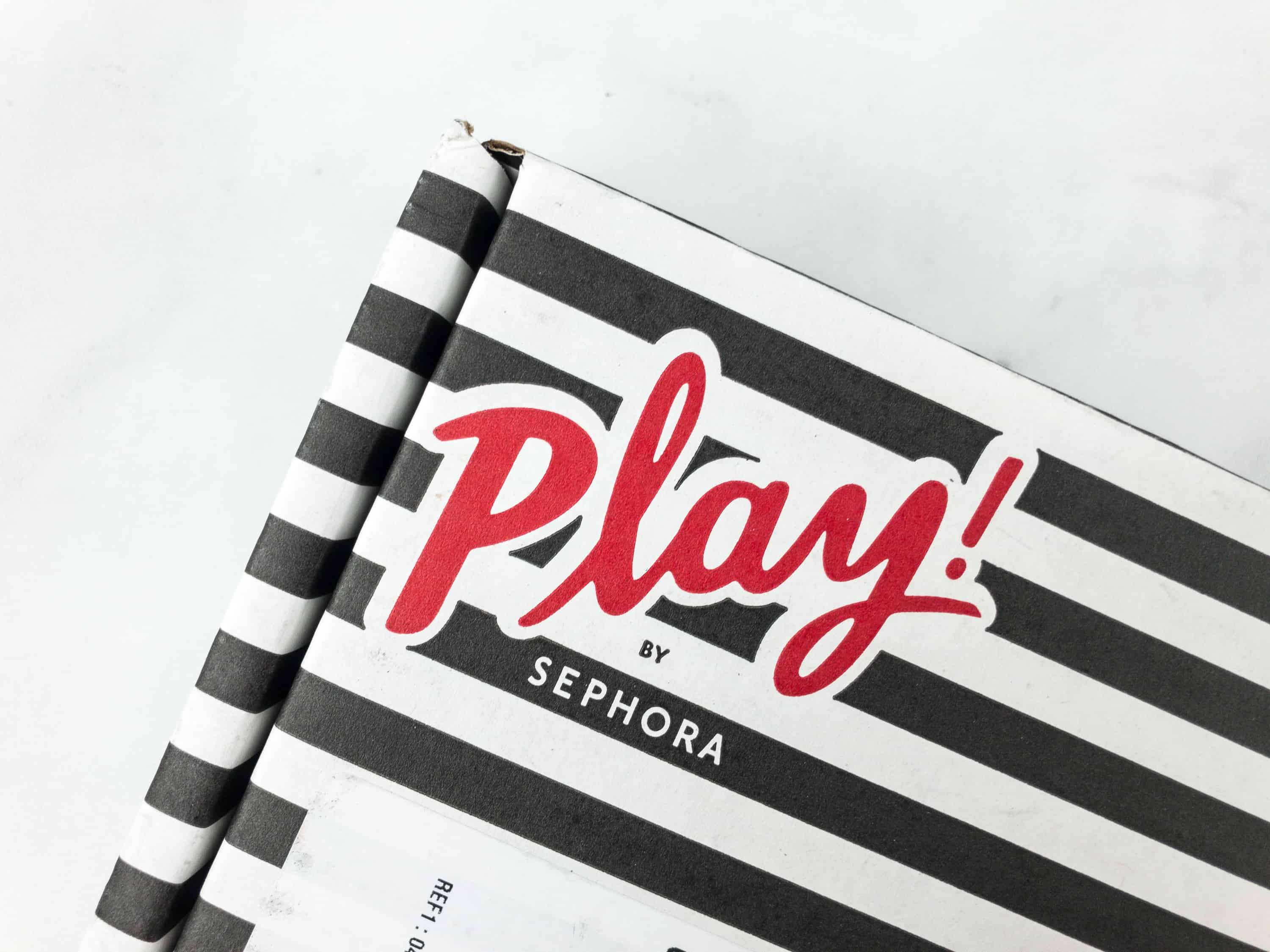Play Sephora April Subscription Box