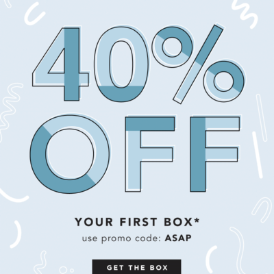 FabFitFun Coupon: Get the Spring 2018 Editor's Box $20 Off!
