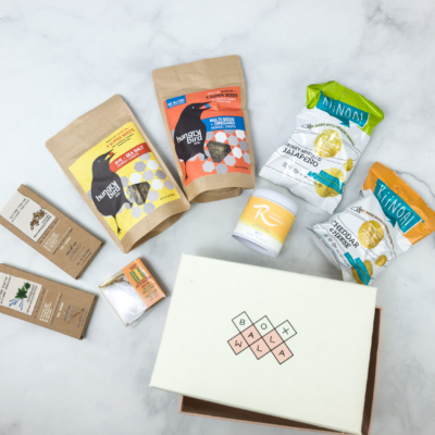 Boxwalla Food April 2018 Subscription Box Review