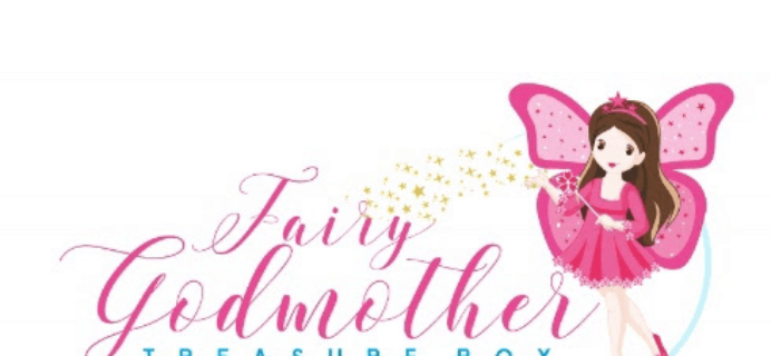 Fairy Godmother Treasure Box Princess Treasure Box May 2018 Spoiler + Coupon!