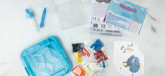 Target Art & Craft Kit April 2018 Review