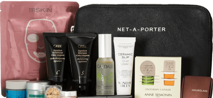 Net-A-Porter Beauty 5th Anniversary Kit Available Now!