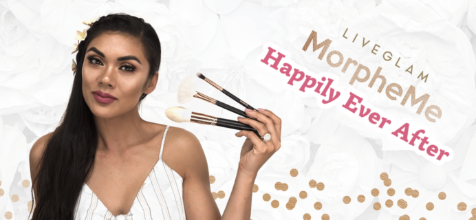 MorpheMe May 2018 Brush Club Full Spoilers + Coupon!
