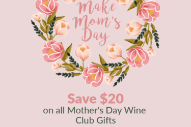 PLONK Wine Club Coupon: Save $20 On All Mother's Day Wine Club Gifts!