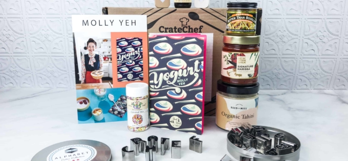 CrateChef April-May 2018 Review & Coupon!